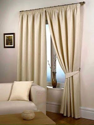 Home Decor: Modern Living Room Curtains Designs, That Will Amaze You!