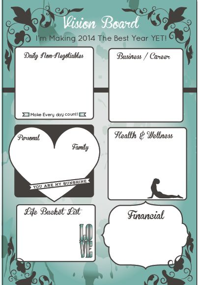 "#Victorian #VisionBoard #GoalSetting Map- Get TWO 11x17"" Poster Downloads and Goal Setting Worksheets only $12 http://www.fireflymediaservices.com/product/paris-vision-board-and-vision-frame/"