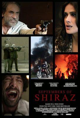 Septembers of Shiraz. Co producers: Andrea Iervolino and Monika Bacardi