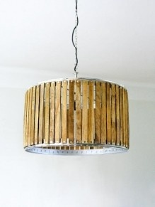 EASY,CHEAP AND CHIC IDEAS TO USE YARD MESURE TO DECORATE. SEE MORE AT http://styleitchic.blogspot.com/2011/07/blog-post.html