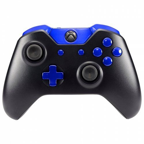 ModFreakz? Full Button Set Polished Blue For Xbox One Model