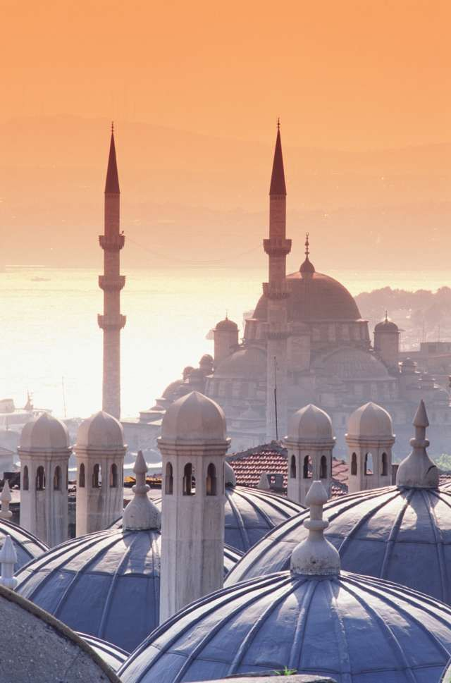 Istanbul is a favortie city!