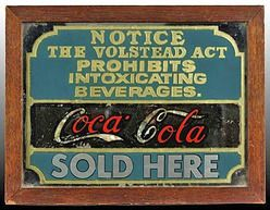 The National Prohibition Act, known informally as the Volstead Act, was enacted to carry out the intent of the Eighteenth Amendment, which established prohibition in the United States. Description from pixgood.com. I searched for this on bing.com/images