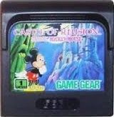 Castle Of Illusion - Game Gear