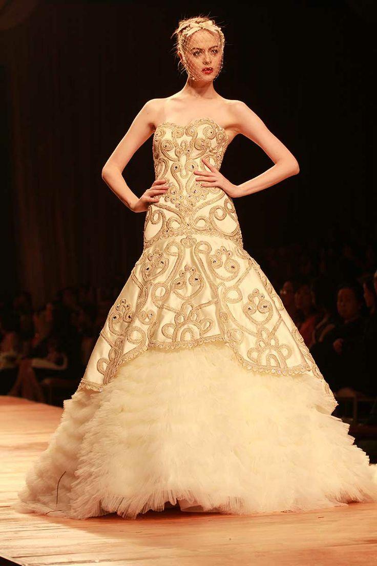 #wedding #dress by Sebastian Gunawan