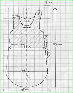 patron couture turbulette gigoteuse - Recherche Google