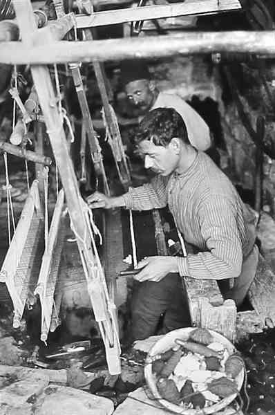 Weavers from Antep