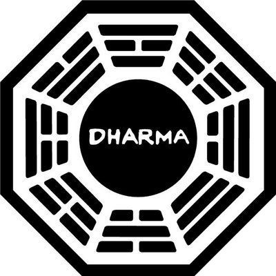 """DHARMA stands for Department of Heuristics And Research on Material Applications. 