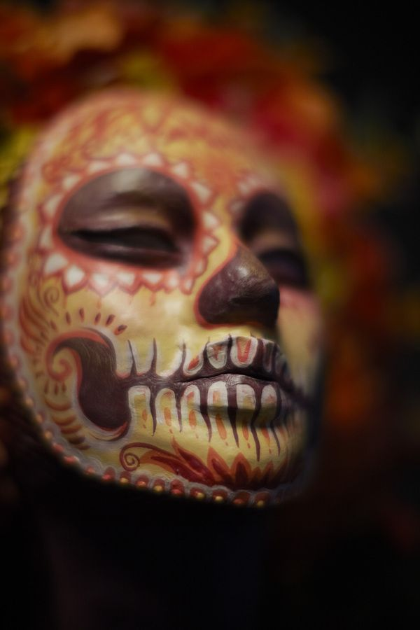 Best Day Of The Dead Makeup Images On Pinterest Drawing - 9 interesting things about the day of the dead