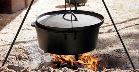 Recipes for your camp oven