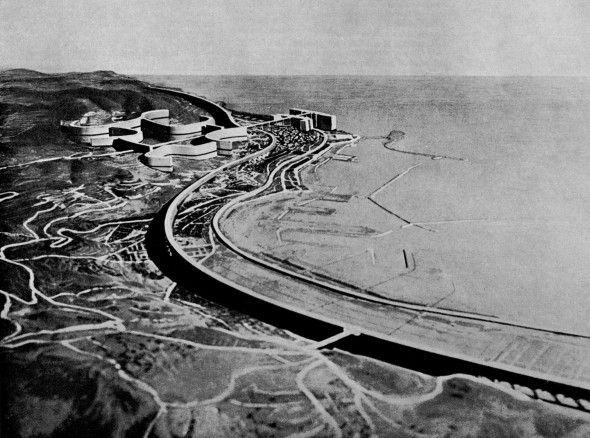 Le Corbusier | Plan Obus | 1933