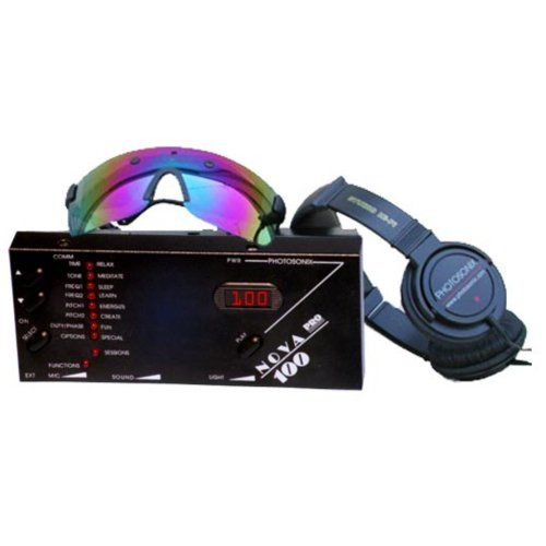 Photosonix Nova Pro Light Amp Sound Machine Sensory With