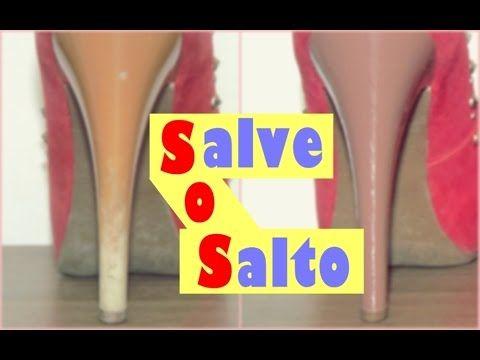 Recupere seu sapato com menos de R$ 4,00 - YouTube
