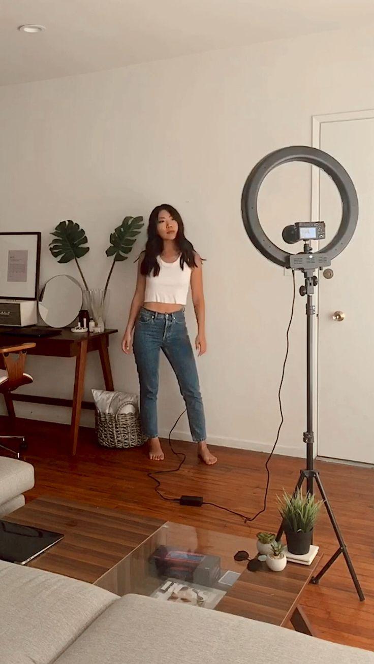 Youtuber Video Filming Setup Equipment Hyperlapse Video