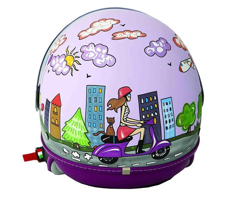 Braccialini Helmet ci viene presentato dal blog Trendylife.