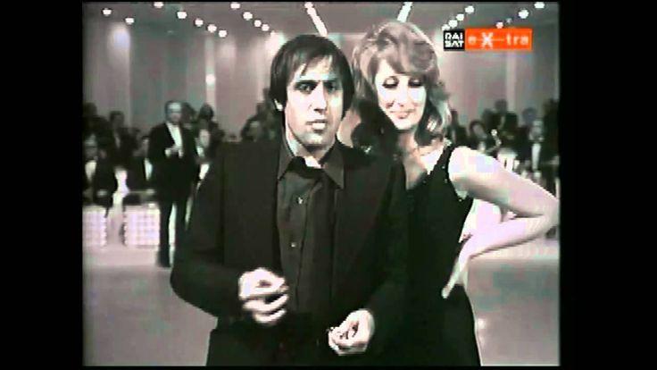 Mina e Adriano Celentano  PAROLE PAROLE