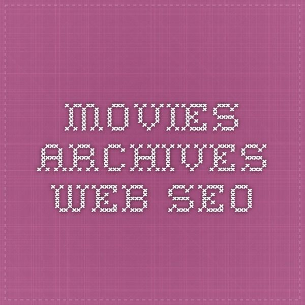movies Archives - web seo
