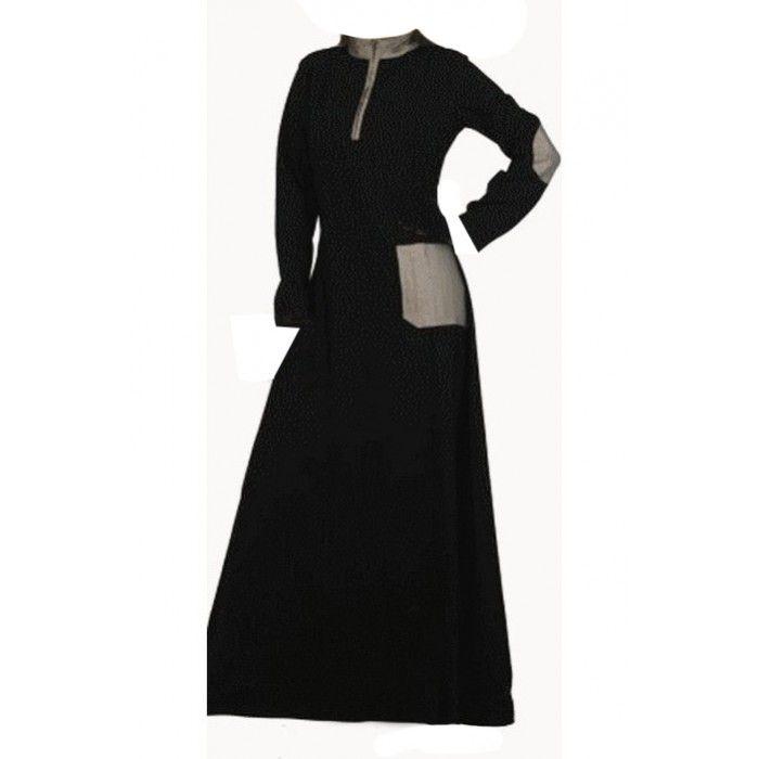 Sawera - Turkish style modern jubah