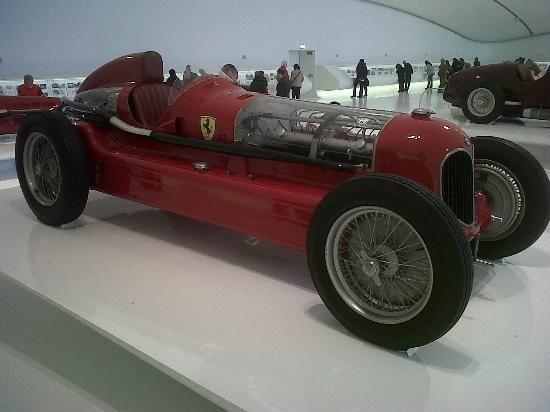 **Museo Casa Enzo Ferrari - Modena