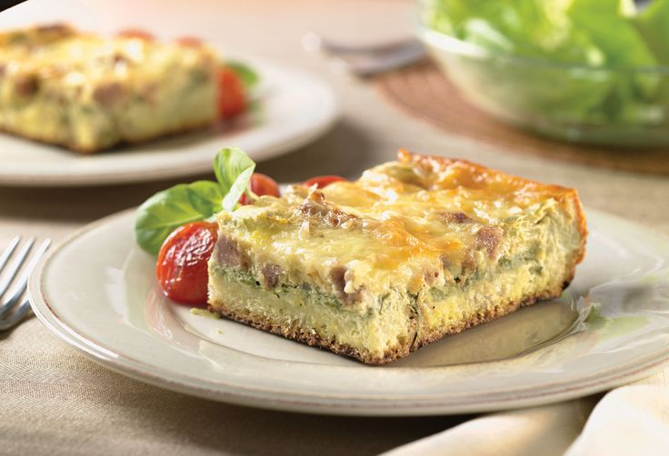 The sausage & egg casserole recipe from Cabot Creamery is a delicious dish to serve at breakfast, lunch, or dinner. Test it out on your family today!