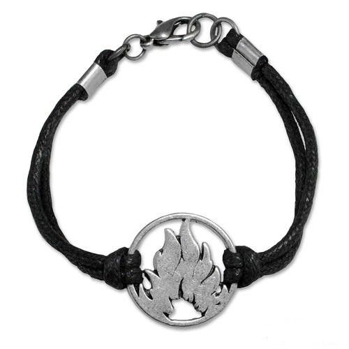 Hadesflamme - Merchandise Onlineshop: Divergent Die Bestimmung Armband Dauntless Logo