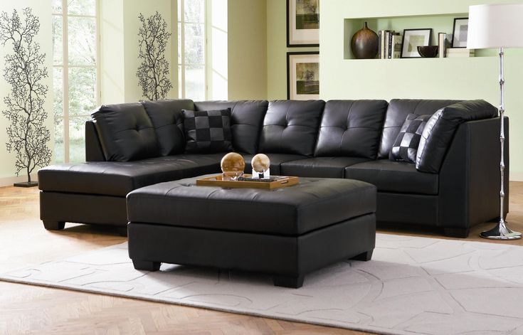 Leather Sectional Couches for Small Spaces - top Rated Interior Paint Check more at http://www.tampafetishparty.com/leather-sectional-couches-for-small-spaces/