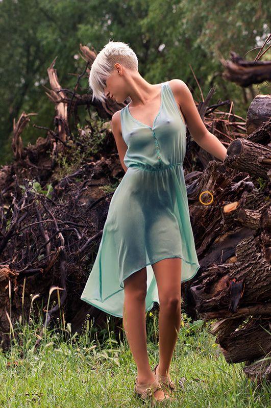Wetlook : Photo   Pokies   See through clothes, Sexy, Dresses
