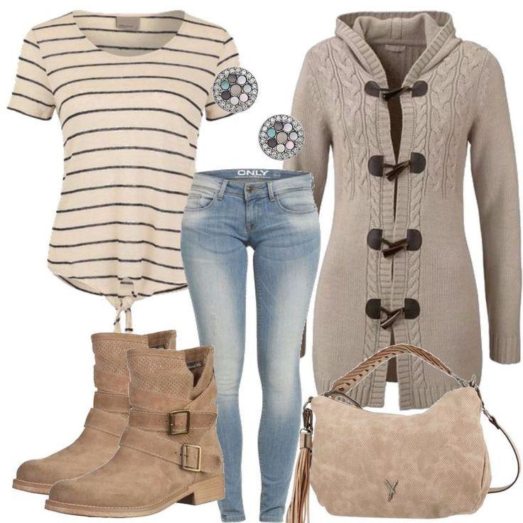 VERO MODA Casual Weekend Outfit Outfit für Damen zum Nachshoppen auf Stylaholic