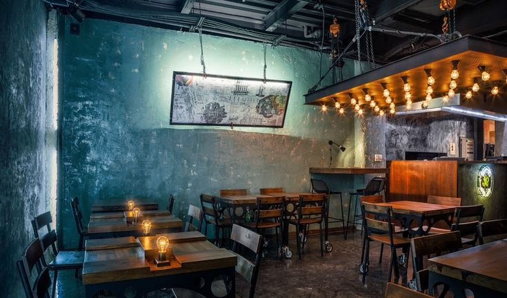 Jo Grilled Food (Tehran, Iran) / WhiteRhino Design Group . Image Courtesy of The Restaurant & Bar Design Awards