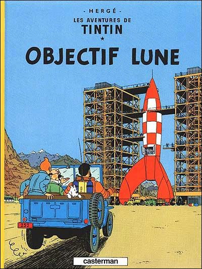 One of my favorite Tintin