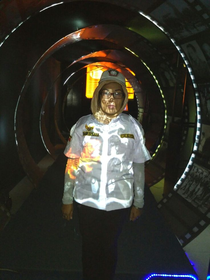 Lorong kehidupan memorial alm Jendbes HMS