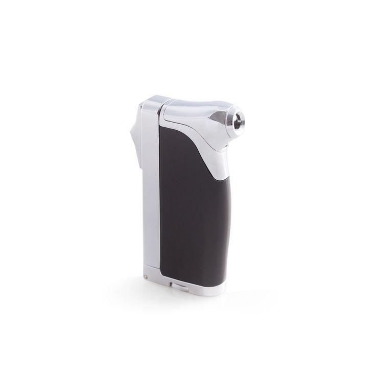 Bey-Berk Pipe & Cigar Lighter, Black