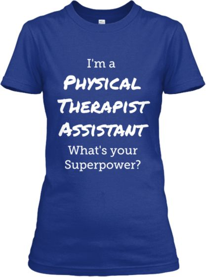 Physical Therapist Assistant subject lists