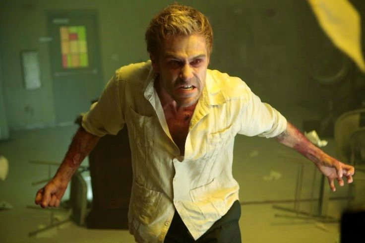 """Constantine episode 9 """"The Saint of Last Resorts: Part Two"""" – In order to fend off a vicious attack, John (Matt Ryan) summons a demon into himself. Description from tvequals.com. I searched for this on bing.com/images"""