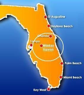 Winterhaven Florida Map.Winterhaven Florida Tomas Moore Saints Baseball Tourney March