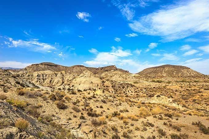 Ruta por el desierto de Tabernas y la esencia de Almería