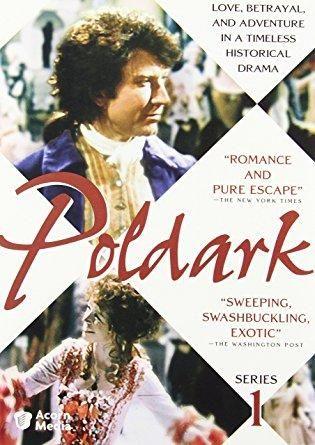 Robin Ellis & Jill Townsend & Roger Jenkins & Philip Dudley-POLDARK, SERIES 1
