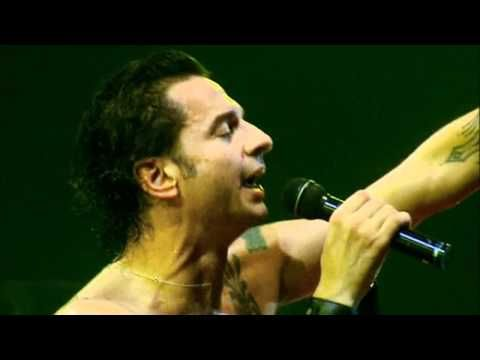 Depeche Mode - Never let me down again - One night in Paris - Audio HQ