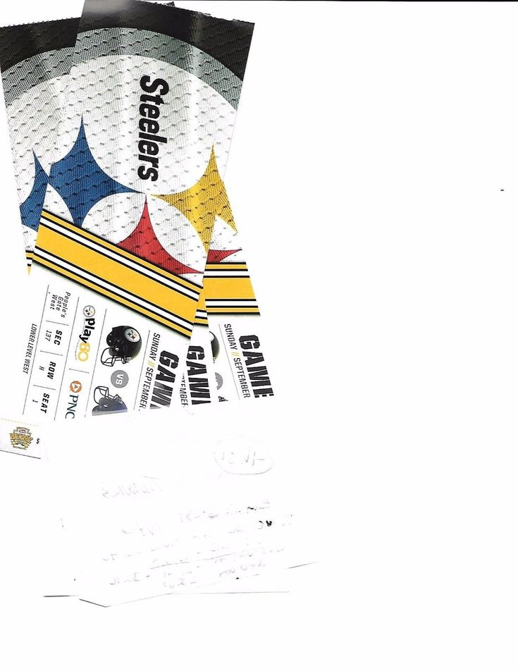 #tickets Pittsburgh Steelers vs Baltimore Ravens Sunday Dec.10th 8:30pm 3 Tickets please retweet