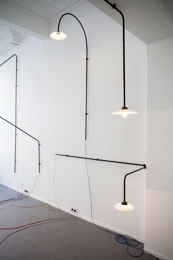 hanging lamp | Muller Van Severen