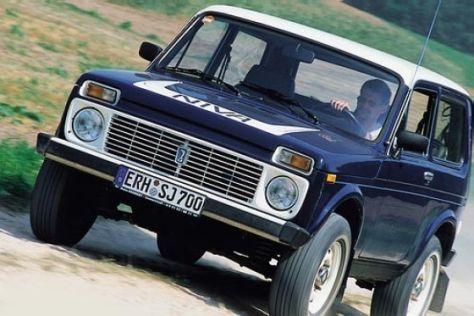 Gebrauchtwagentest Lada Niva (seit 1976)
