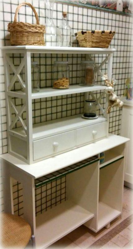 M s de 25 ideas incre bles sobre mueble auxiliar cocina for Muebles el desvan