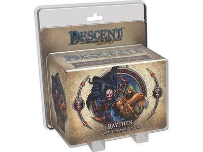 Descent Raythen Lieutenant