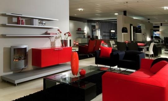 Interstar wand bij Topform - Modern Living