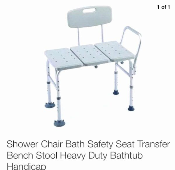 Bathroom Shower Chair Handicap Di 2020
