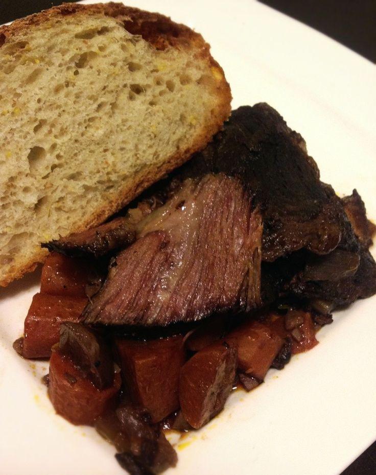 Crock Pot Challenge - Beef Brasato