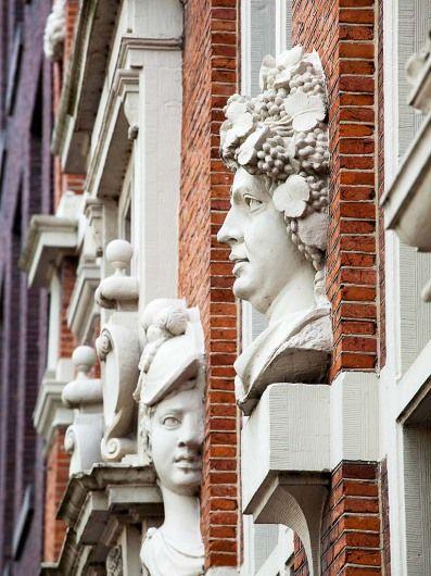 Herengracht and Keizersgracht - AMSTERDAM