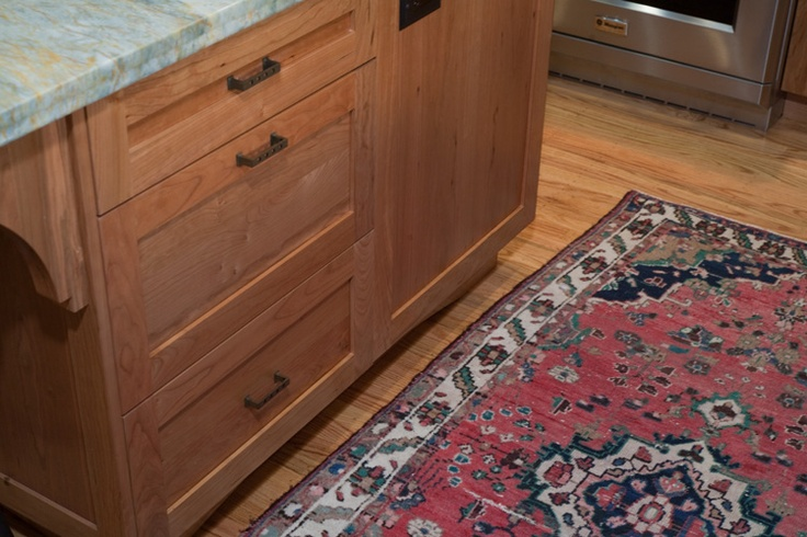 Sunnyvale, CA: Warming drawer closed.  Valley Home Builders