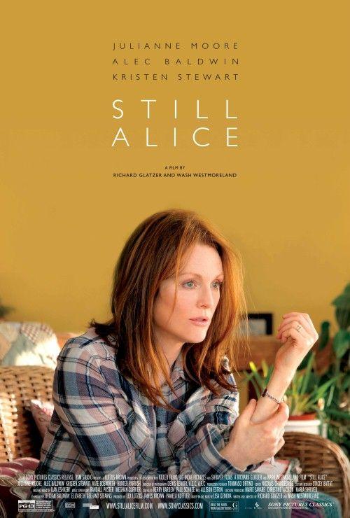 Motyl Still Alice (2014)