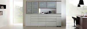 食器棚 | キッチンボード | 壁面収納 | 家具メーカーのパモウナ